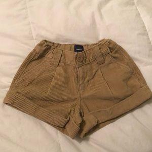 Gap Kids Corduroy Shorts